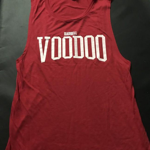 VooDoo Classic - Muscle Tank - Red