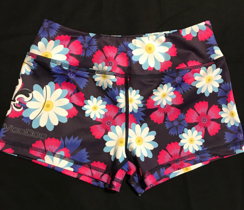 Flower Power Women's Shorts - FINAL SALE