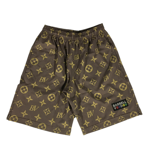Barbell VooDoo Signature Series Shorts - Louis VooDoo