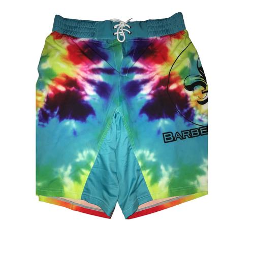 Tie Dye Men's Shorts
