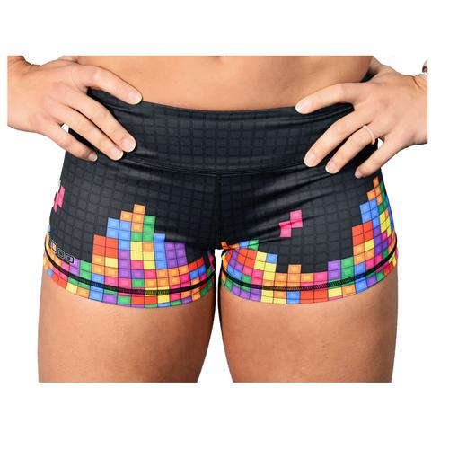 Tetris Classic Cut - Women's Shorts