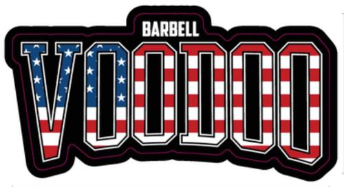 Classic Logo - USA - Sticker