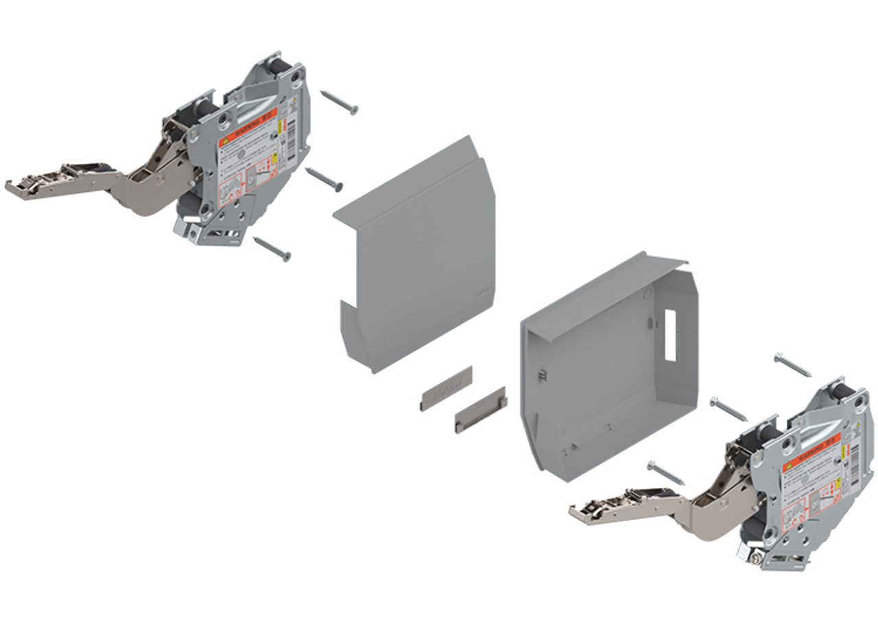 AVENTOS HK-S lift mechanism set - 20K2B00.06
