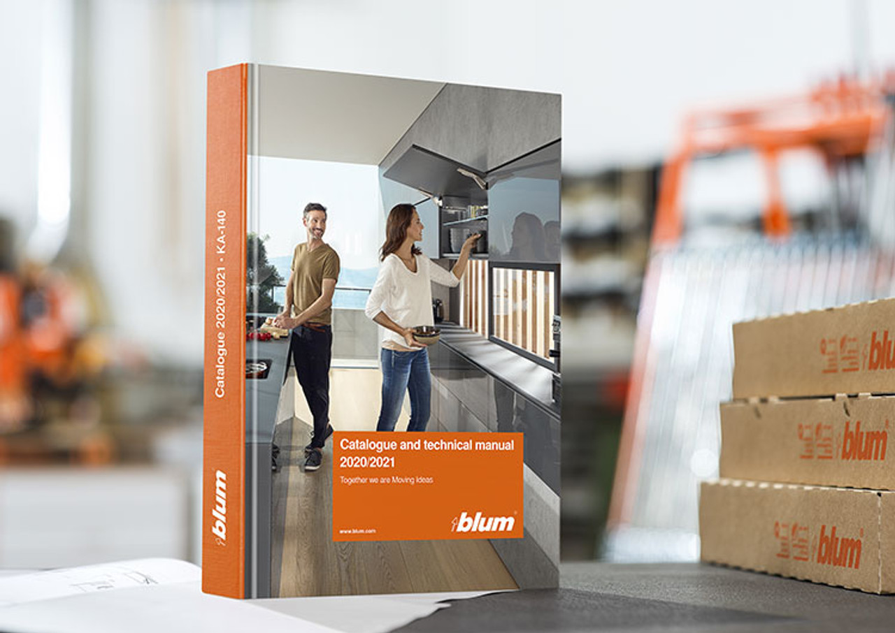 Blum 2021/2021 Catalogue and Technical Manual