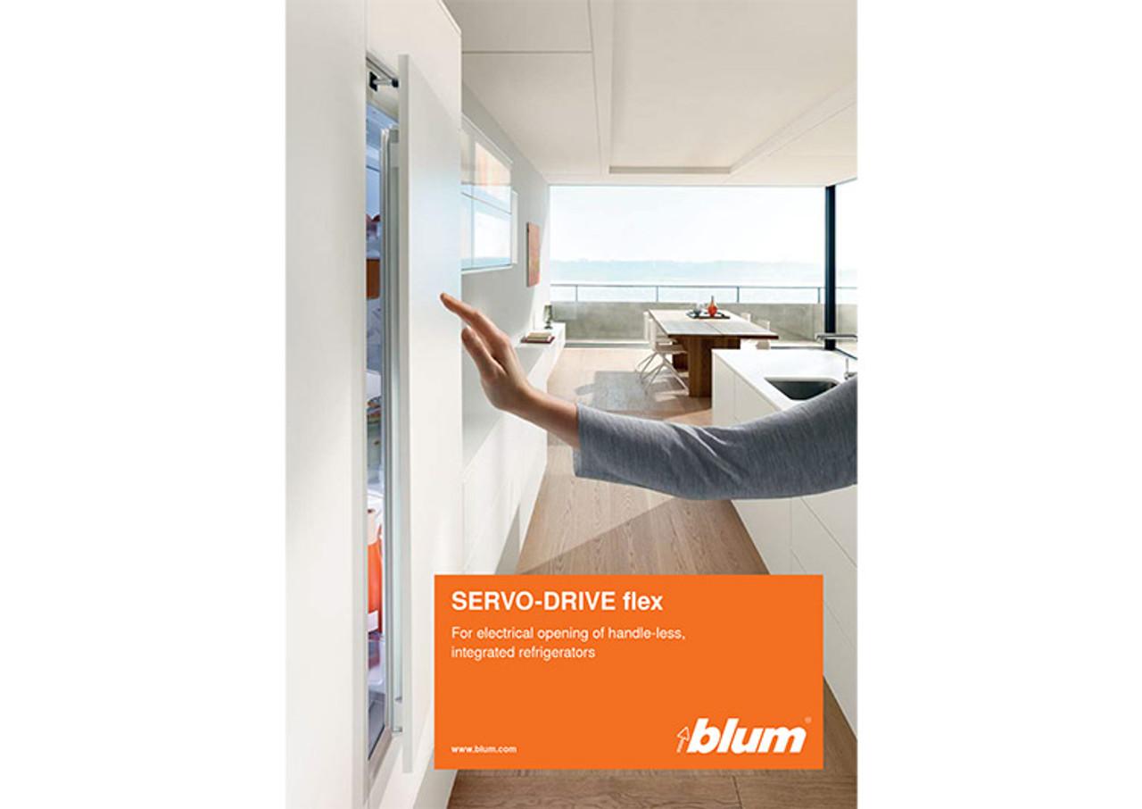 Receive your free SERVO-DRIVE flex brochure
