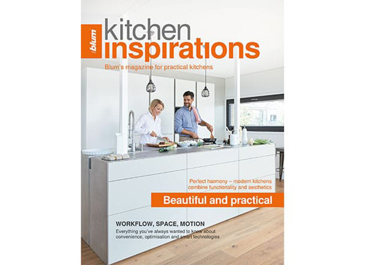 Receive your FREE Kitchen inspirations magazine