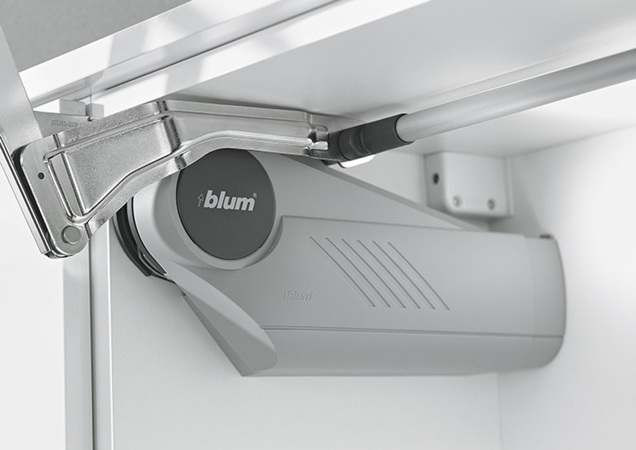 Cover cap pictured with the AVENTOS HS lift mechanism