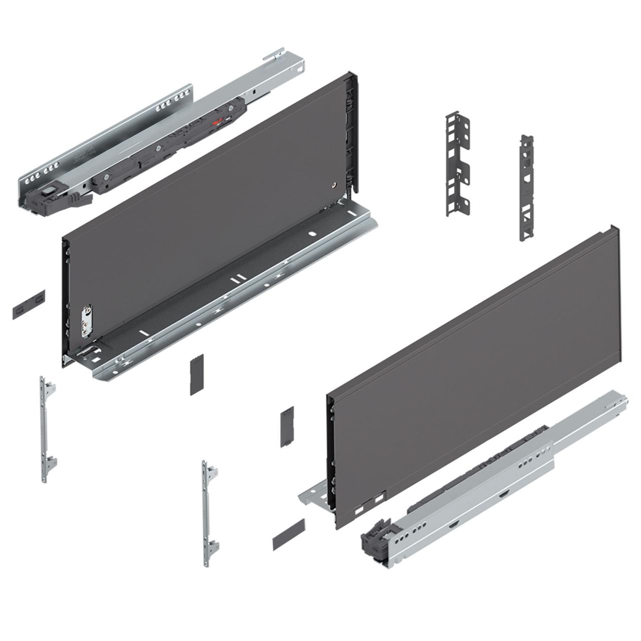 LEGRABOX Component Kit - F Height