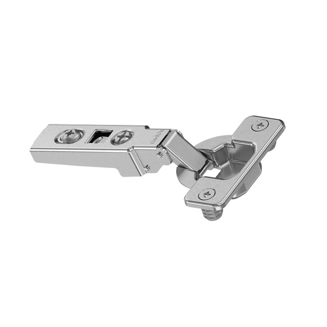 Unsprung KNOCK-IN CLIP Hinge 100° - Overlay