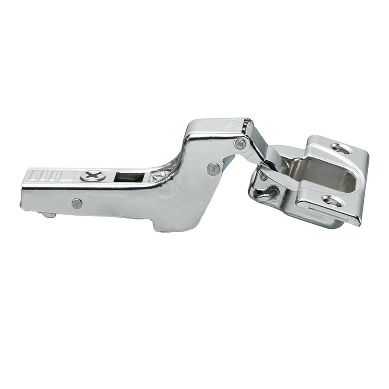 110° CLIP top Screw-on Unsprung Hinge - Inset