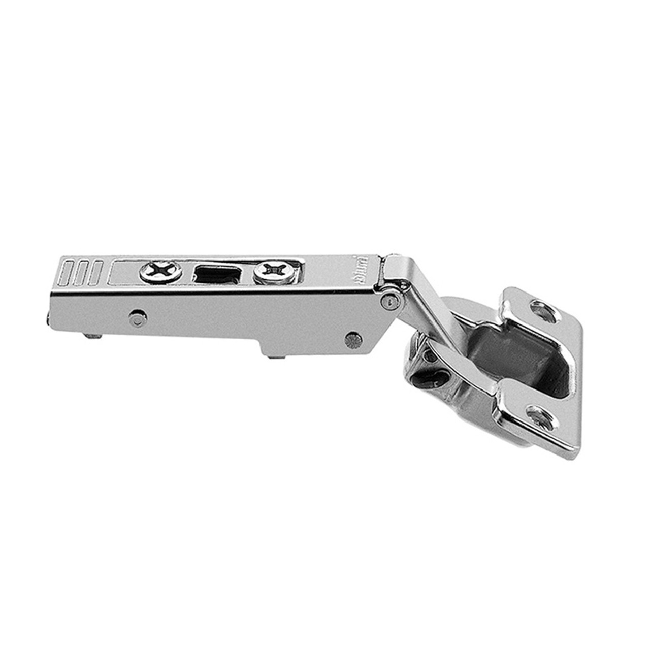 120° CLIP top Screw-on Unsprung Hinge - Overlay