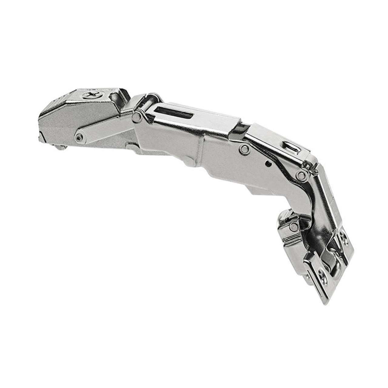 155° CLIP top 0-Protrusion Unsprung Screw-on Hinge  -Dual