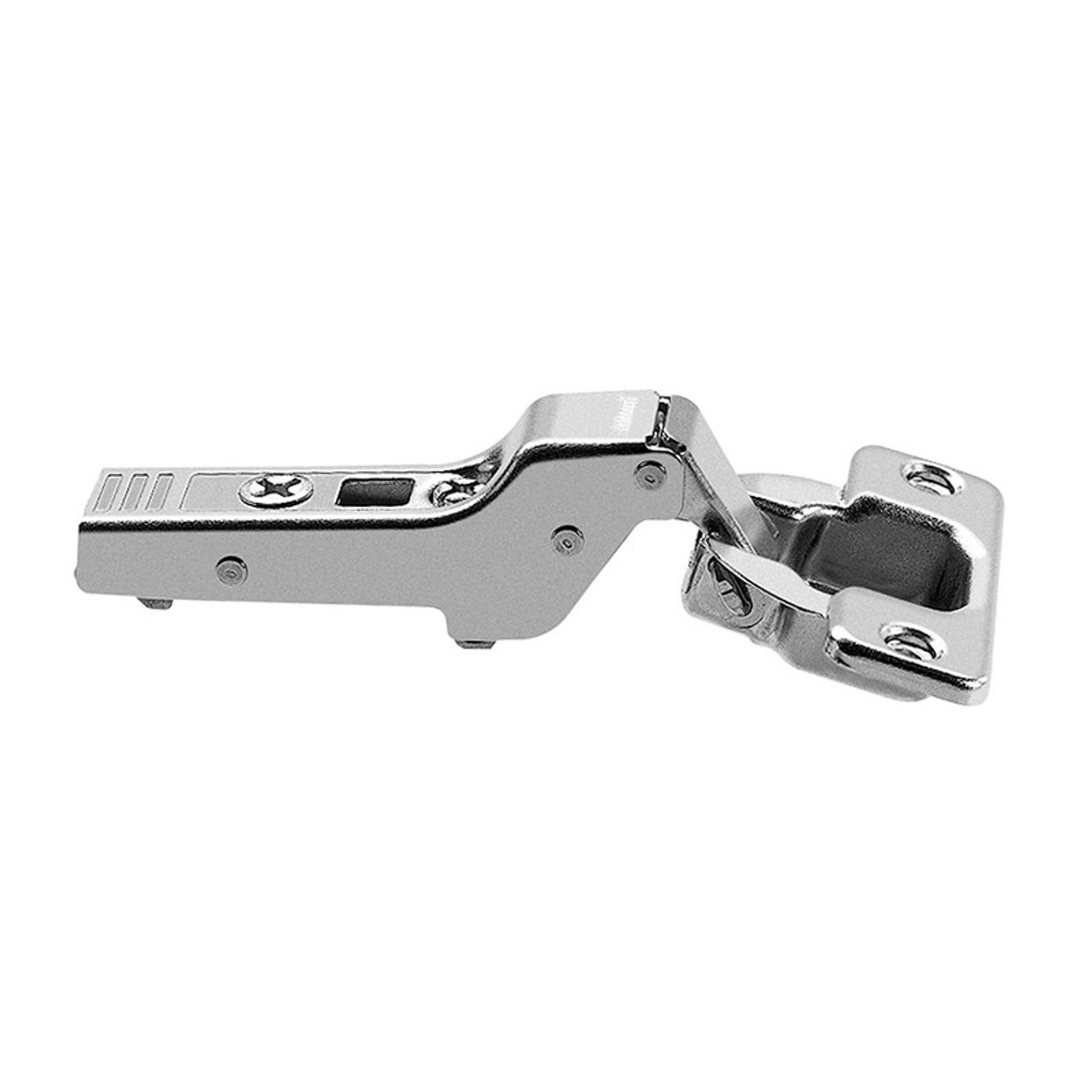 107° CLIP top Screw-on Unsprung Hinge - Dual