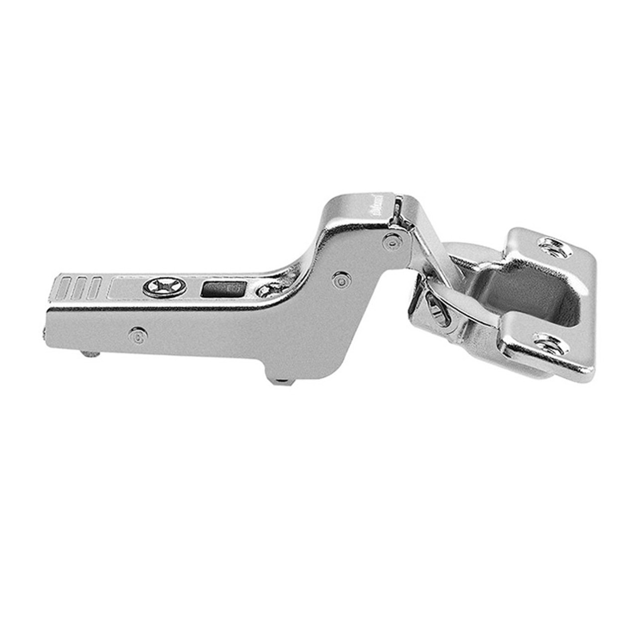 107° CLIP top Screw-on Unsprung Hinge - Inset