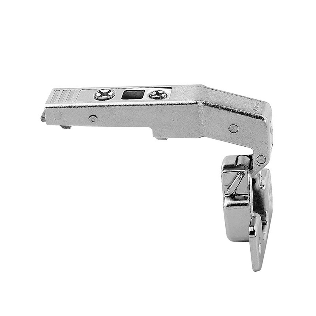CLIP top Blind Corner Unsprung Screw-on Hinge - Inset