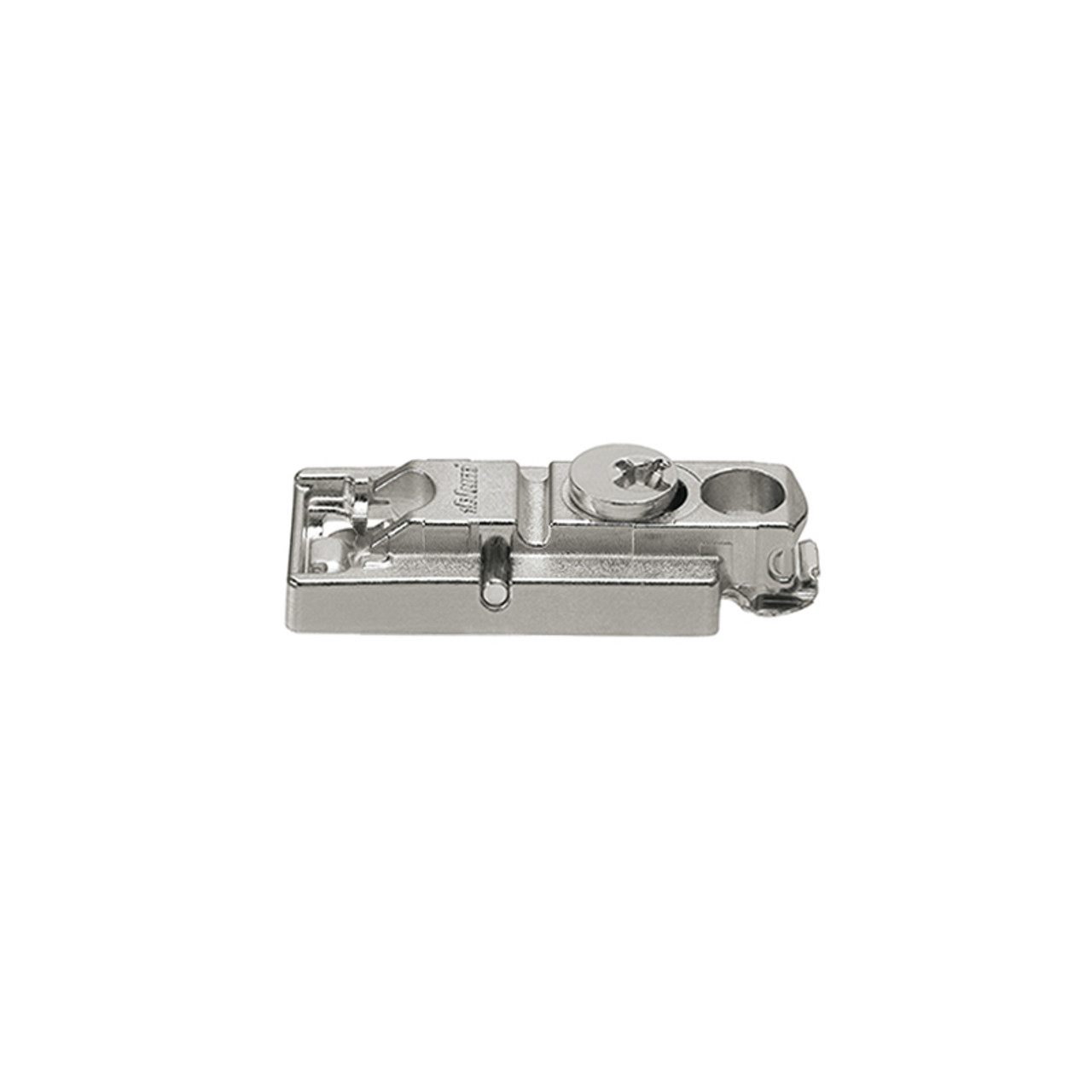 175H5400 CLIP Horizontal Mounting Plate with Cam | 0mm