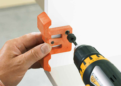 Drilling Template for Cruciform Mounting Plates