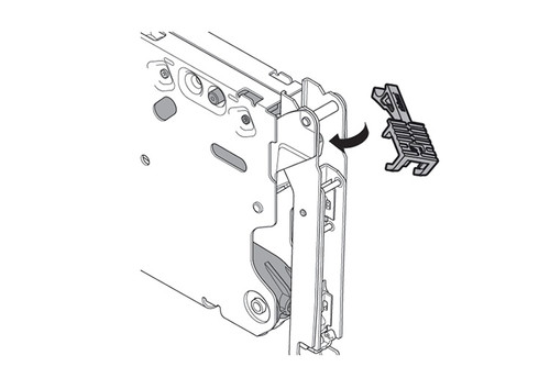 Clips to HK-S lift mechanism