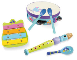 boikido musical toy car set