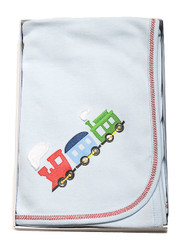 puffing billy cotton baby wrap blanket