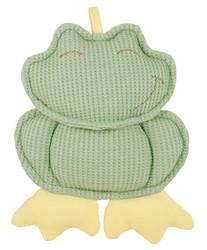 dandelion organic frog toy