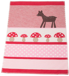 david fussenegger lena organic bambi blanket