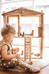 kids Eco Doll House