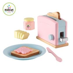 kidkraft toaster set