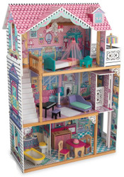 annabelle large dollhouse including furniture