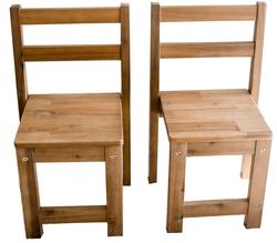 qtoys acacia standard chairs