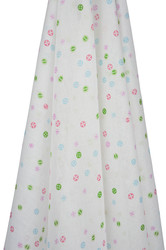 emotion and kids button muslin wrap