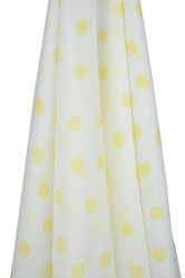 emotion and kids yellow spots muslin wrap