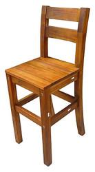timber kids chair