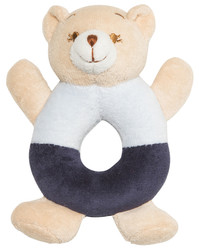 emotion and kids ben bear baby rattle