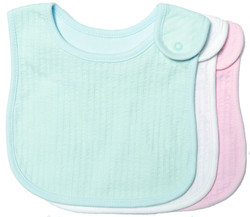 emotion and kids self stripe baby bib
