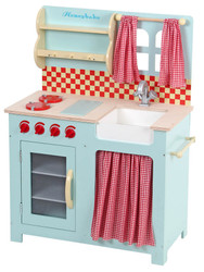 le toy van wooden honeybake kitchen