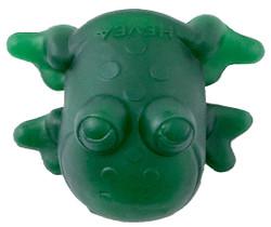 hevea green frog bath toy fred