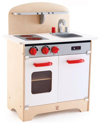 hape gourmet kitchen in white