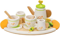 Hape Tea for Two - 12 Pieces