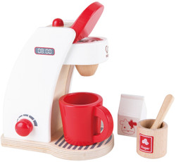 Hape Coffee Maker set