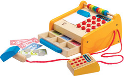 Hape Fresh Food Market Cash Register set