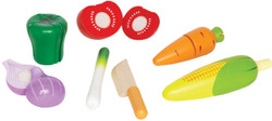 Hape Seasons Best Fresh Market Vegetables - Set of 11