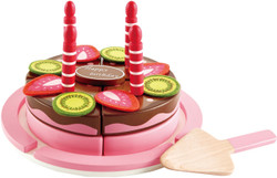 Hape Double Flavoured BirthdayCake set