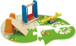 Hape Doll Furniture - Playground