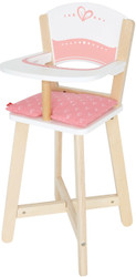 Hape Wooden Baby Doll Highchair