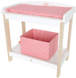 Hape Wooden Baby Doll Changing Table