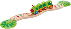 Hape Caterpillar Train Set