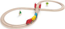 Hape Figure Eight Railway Set