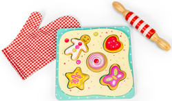 Le Toy Van Honeybake Cookie Play Food