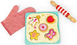 Le Toy Van Honeybake Cookie Play Food